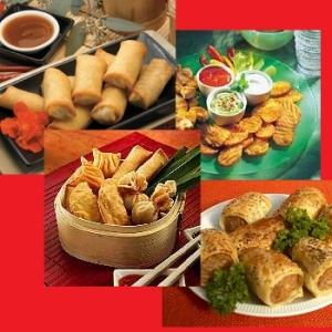 Provide lots of finger foods