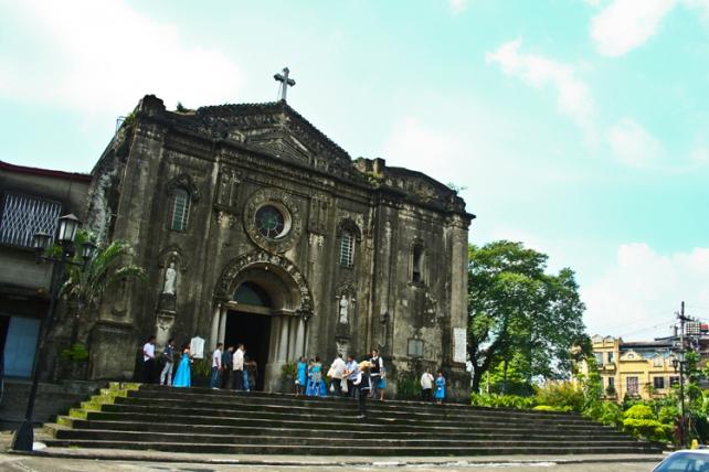 Nuestra Señora de Gracia Parish